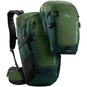Advenate Symphony 18+2+6 Backpack 8l, verde